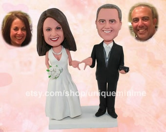 Funny Wedding Gift - Funny Engagement Gift Funny -   Bobblehead dolls  - Wedding Gift Funny - Custom Bobblehead dolls - Funny Wedding Gift