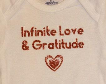 Infinite Love and Gratitude