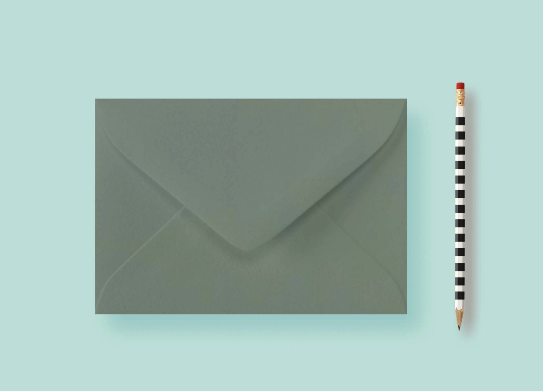 A7 Envelope A6 Envelope A6 EnvelopeSteel Blue Dark