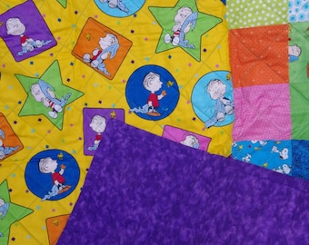 Everything Peanuts Quilt