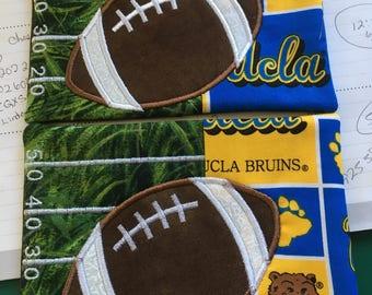Mug rug or coaster AZ Cards or UCLA