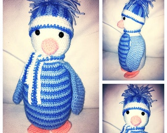 Made To Order - Penguin Softie