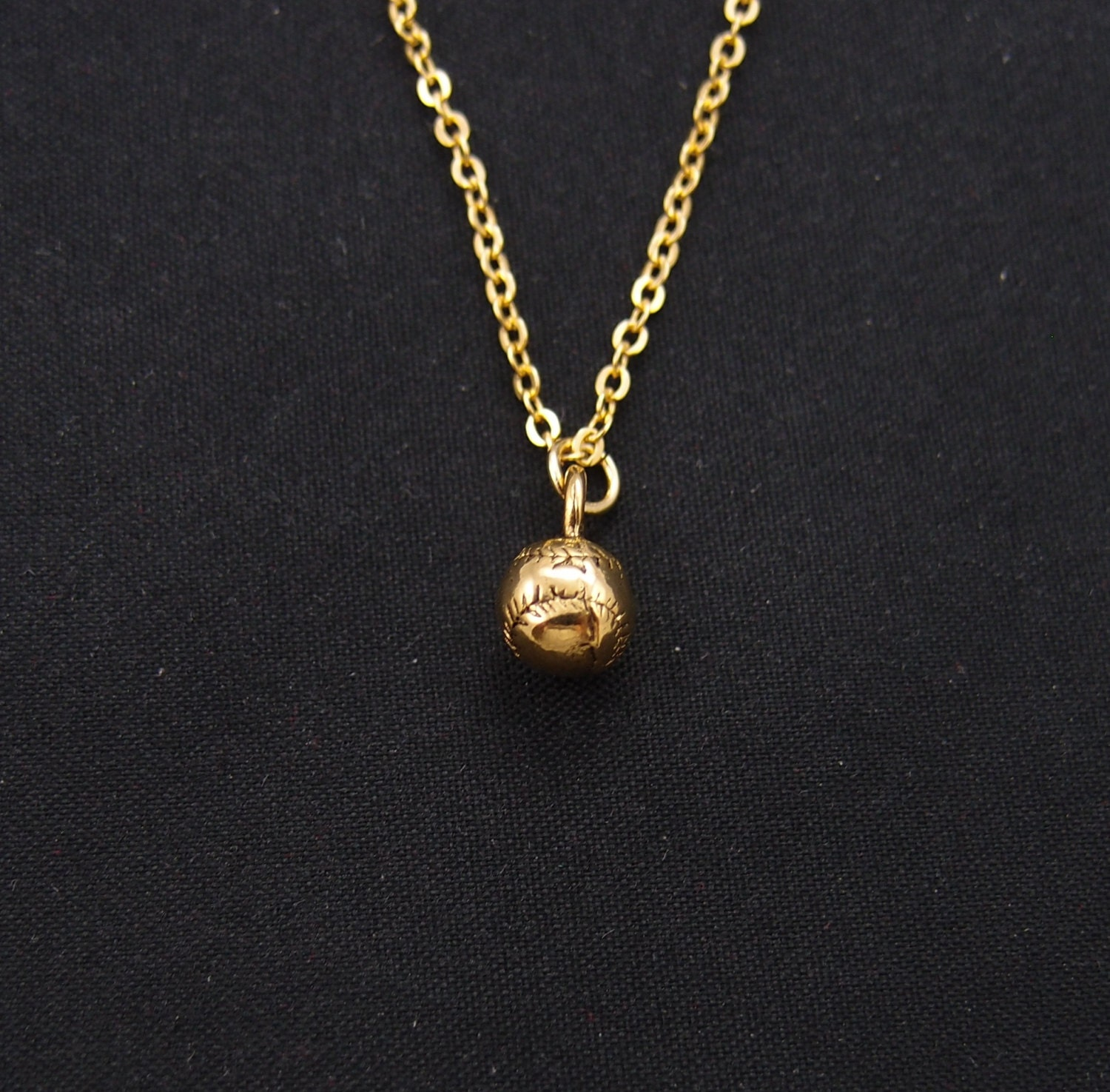 and com gold ip pendant baseball bat necklace walmart glove