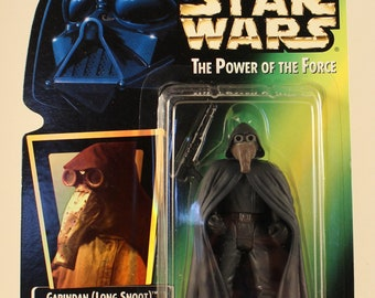 Garindan (Long Snoot) Star Wars The Power of The Force