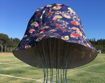 Adult Bucket Hat for Archery, Beach or Anywhere - size S