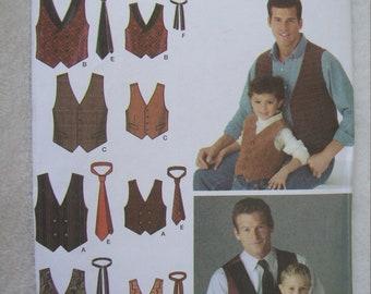 Simplicity 4762, Men's Vest