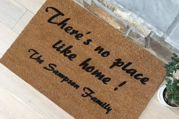 Door Mats / Personalized Doormat / Welcome Mat / Housewarming Gifts / Custom Doormat /  Wizard of Oz / Unique Gift Ideas / Gifts for Her