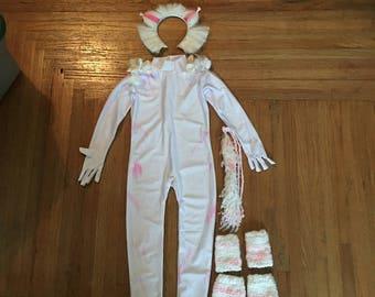 CATS Musical Costume - Victoria (Children's Small--Headband Variant)