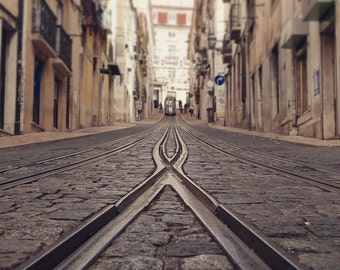 Lisbon Photography, Portugal, Lisbon Print, Vintage Inspired, Urban Photography, Fine Art Photography, Perfect Gift, Wall Art, Home Decor