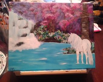 Mystical unicorn 2