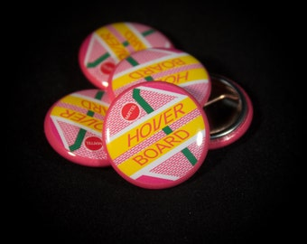 Hoverboard | Back to the Future II | 1-inch Button