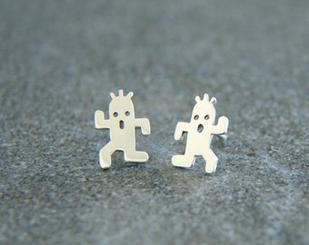 Earrings Cactilio Final Fantasy (FF)