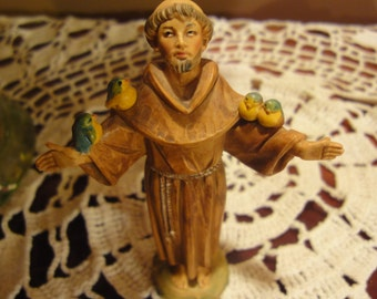 Simonetti Figurine/Made in Italy 1984/ 1984 Figurine by Simonetti/Small Collectible Figurines