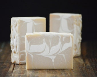 Sweet Secret Soap | Swirled Scented Homemade Cold Process Soap