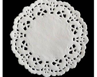 8.9 cm_PD4 round paper doilies