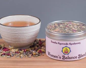 Women's Balance Blend, 100% Organic, Ayurvedic Blend