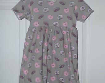 Donut Girls Twirl Dress