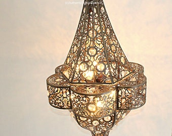 Moroccan lighting etsy hanging lamp hanging light moroccan lightmoroccan lightingturkish light moroccan aloadofball Images