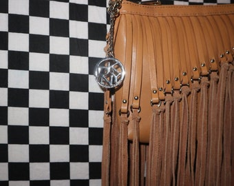 Cowgirl Fringe Crossbody By DKNY
