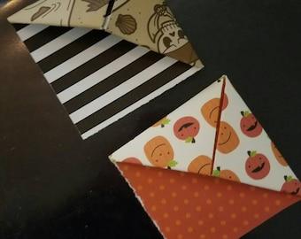 Halloween Corner Bookmark Pack of 2