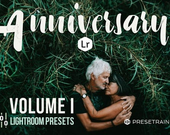 New Anniversary Lightroom Presets Collection