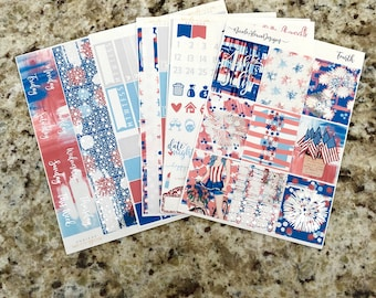 PRESALE FOIL FOURTH Deluxe Kit, planner stickers