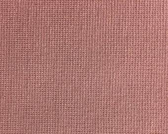 Dusty Pink Ponti Rayon Nylon 60'' Per Yard