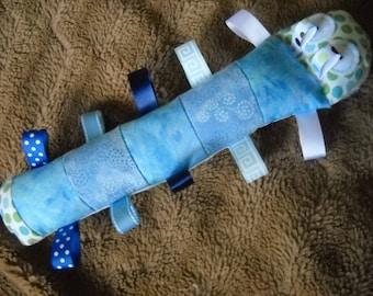 Blue Sensory Caterpillar