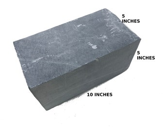 25lb Soapstone Block for Carving