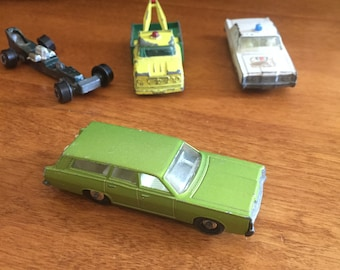 Matchbox cars England