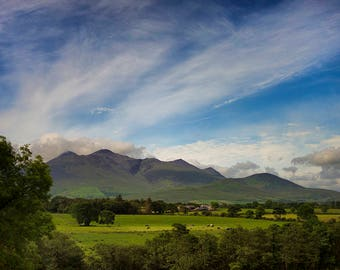 Ring of Kerry Ireland Landscape Photograph - Color Lustre Print