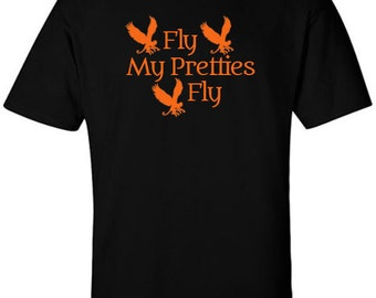 Wizard of Oz T-Shirt Winged Monkeys Wicked Witch of the West Quote Halloween Flying Monkey Horror All Hallows Eve