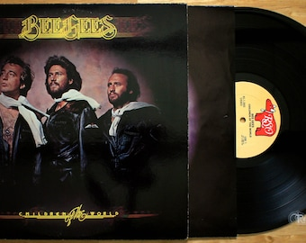Bee Gees - Children of the World (1976) Vinyl LP  You Should Be Dancing
