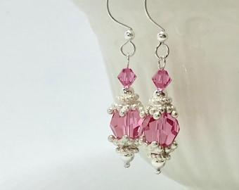 Bridesmaid Earrings, Bridesmade Jewelry, Wedding Party Jewelry, Bridal Party Jewelry
