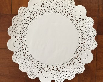 7.5 Inch Paper Doilies