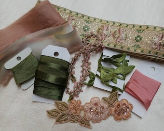 The Curated Collections: Ribbons & Trims No. 1