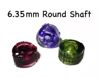 Russian Muff Custom Knobs 6.35mm Round Shaft