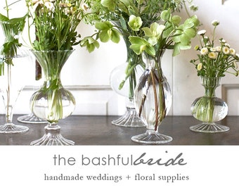 Greenery wedding, centerpiece collection, green wedding bouquet, bud vase, Boho wedding, green wedding, spring wedding, rustic wedding, farm