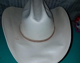 Vintage Stetson Cowboy Hat