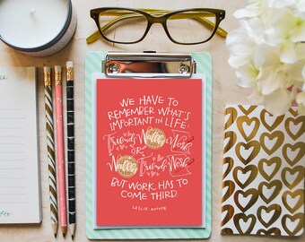 friends, waffles, work greeting card // parks and recreation card // parks and rec card // leslie knope card // greeting card friends