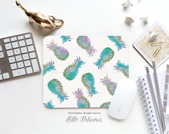 Pineapple Mousepad Pineapple Mouse Pad Print Mouse Mat Mouse Pad Office Mousemat Rectangular Mousemat Pineapple Print Mousepad Round 65.