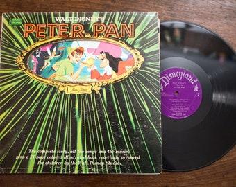 Walt Disney's Peter Pan Vinyl