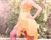 Ray of Sunshine Summer Sun Dress Super Soft vintage materials