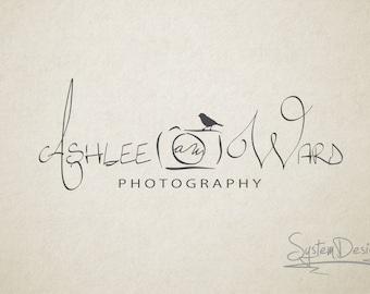 Premade logo and Photography logo - Watermark