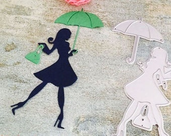 Girl With Umbrella Die!