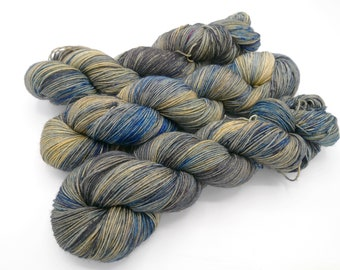 Zombie Shuffle Hand Dyed Yarn - Made to Order