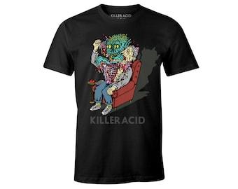 Reptilian Ripper T-shirt