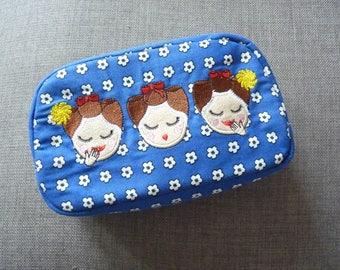 Maikos Geisha Cosmetic bag