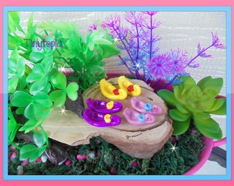 Miniature Fairy Shoes Fairy Garden Accessory