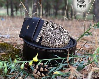 Vikings buckle. Viking belt. Odin's buckle. Ravens buckle. Huginn and Muninn. Odin's Wolves. Fenrir. Odin. Viking Jewelry. Celtic